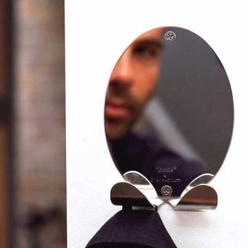 BOO! BOO! Mirror coat hook by Black + Blum