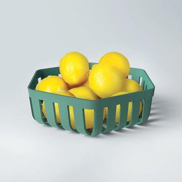 Korg Fruit Basket from Ommo with Lemons