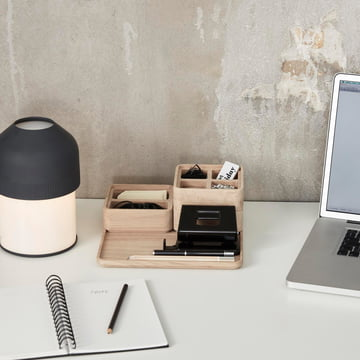 Create Me Collection by Andersen Furniture on the Desk