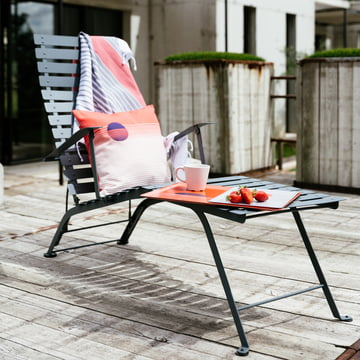 The Bistro Deckchair by Fermob