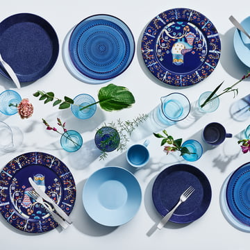 Teema, Taika and Kastehelmi by Iittala