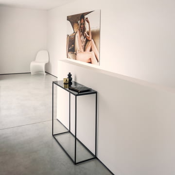Rack console table by Schönbuch