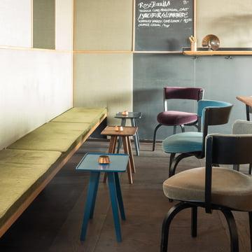 Nini Stool & Side Table by Schönbuch