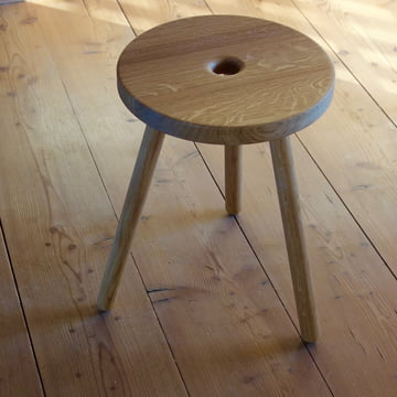 G-Stool by Auerberg out of Oak