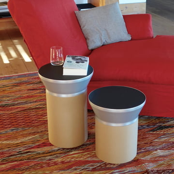 Sancho & Pancho Stools by Auerberg