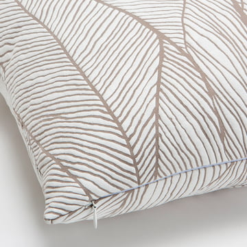 Mika Barr - Pinion Cushion Cover, 45 x 45 cm, beige