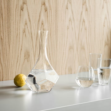 Penta Carafe by Rosendahl with Glasses