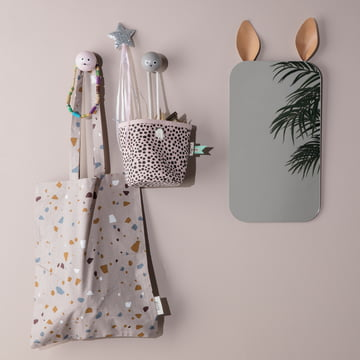 Animal Wall Hooks by ferm Living