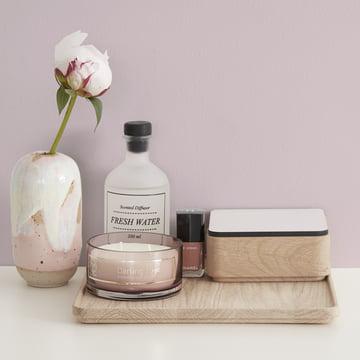 The Andersen Furniture - Create Me Box 2, Oak in the Bathroom