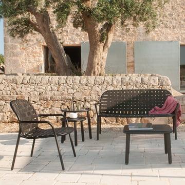 Yard Lounge Armchair By Emu Connox