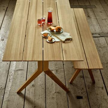 Loft Table By Weishupl Connox