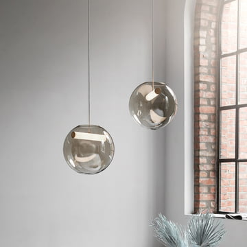 Reveal LED pendant by Northern