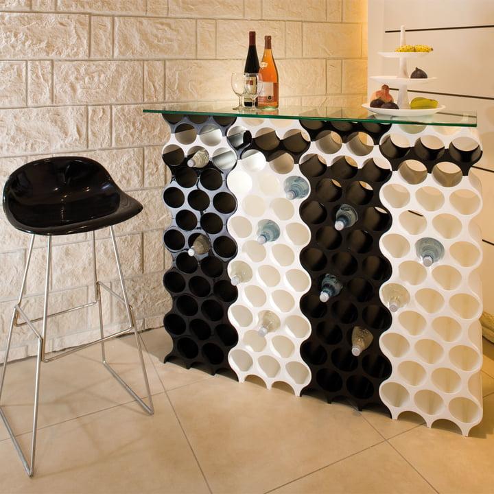 Wine Rack Set Up