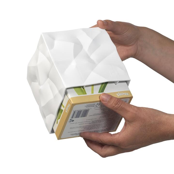 Essey - Wipy-Cube tissue box