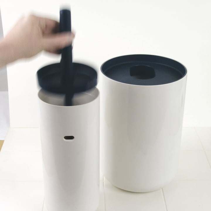 Toilet Brush with Lid