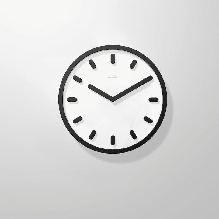 Magis - Tempo wall clock, black