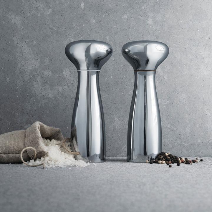 Georg Jensen - Alfredo Salt and Pepper Grinders