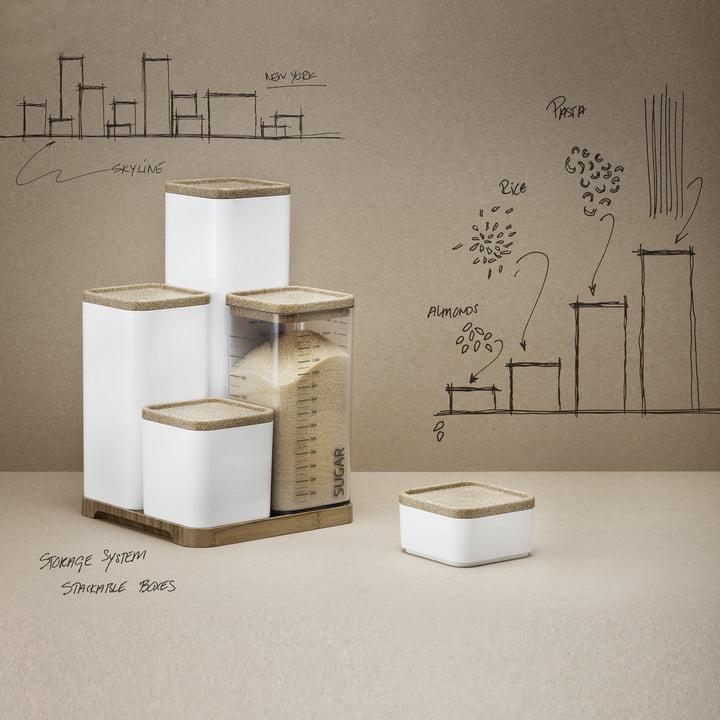 Rig-Tig - Storage boxes Ambiente