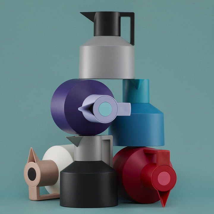 Normann Copenhagen - Geo thermos flask - group