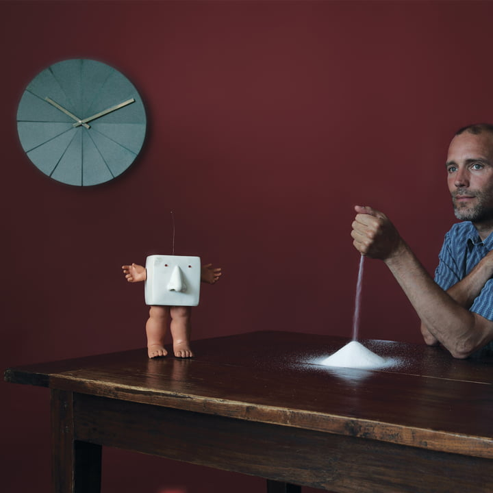 Leff amsterdam - Scope45 Wall Clock