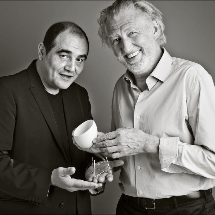 Alessi - Le Nid - with designers Ghion, Gagnaire