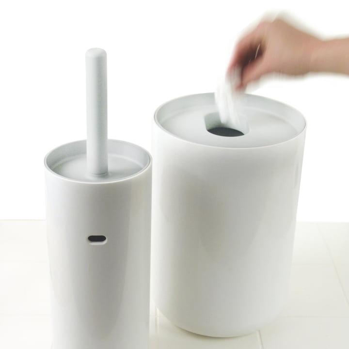 Lunar toilet series by Authentics