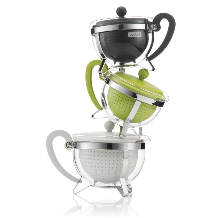 Bodum - Chambord Plastic Tea Maker - group
