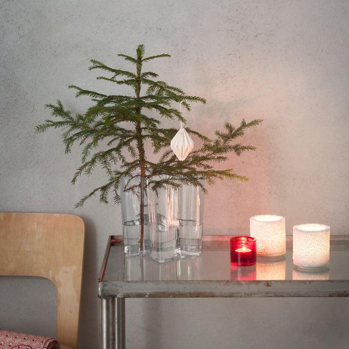 IittalaIittala - Christmas image - votive candles