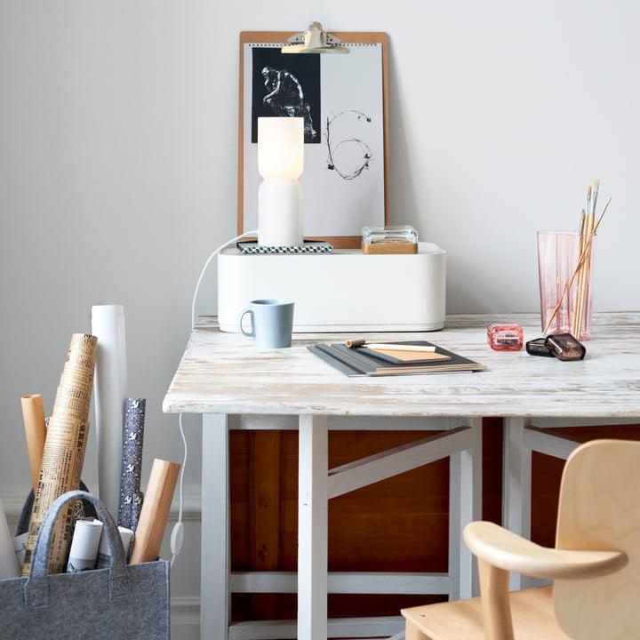 Aalto on the desk