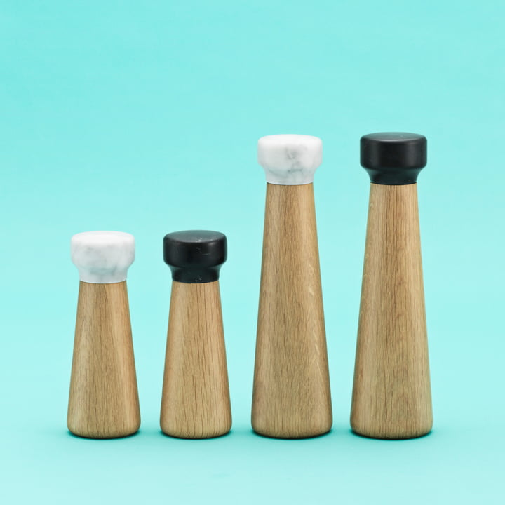 Normann Copenhagen - Craft Salt and Pepper Mills