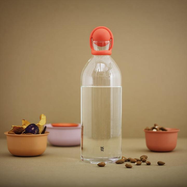 Rig-Tig by Stelton - Cool-It water carafe, orange
