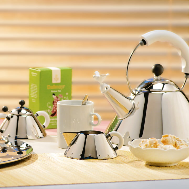 Alessi - collection stainless steel polished