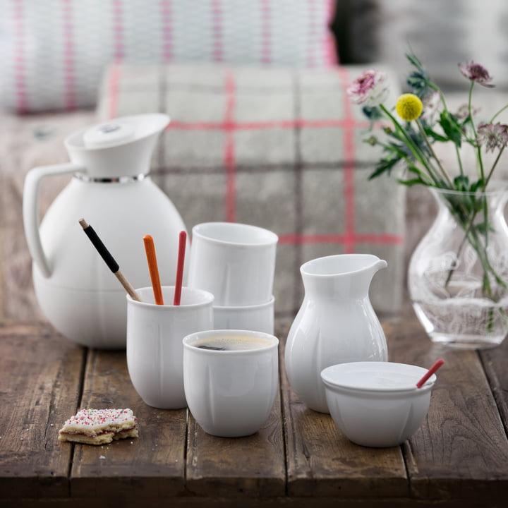 Rosendahl - Grand Cru Soft Thermos Cups, Milk, Sugar
