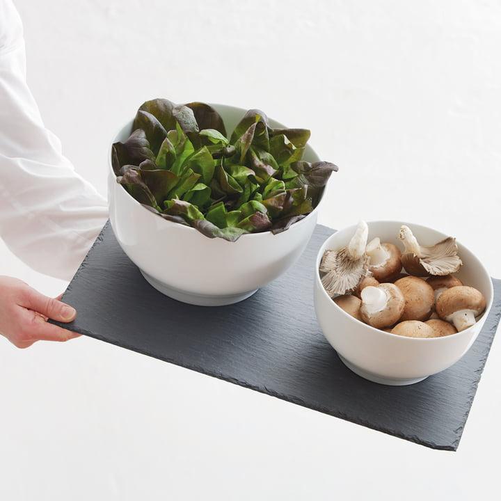 Kahla - Magic Grip Bowl non-slip, white