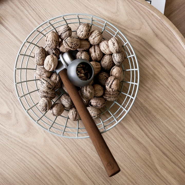 Menu - Nut Hammer and nuts