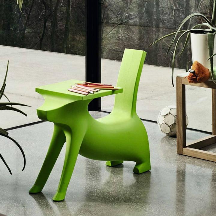 Magis Me Too - Le Chien Savant Children's Chair / Desk