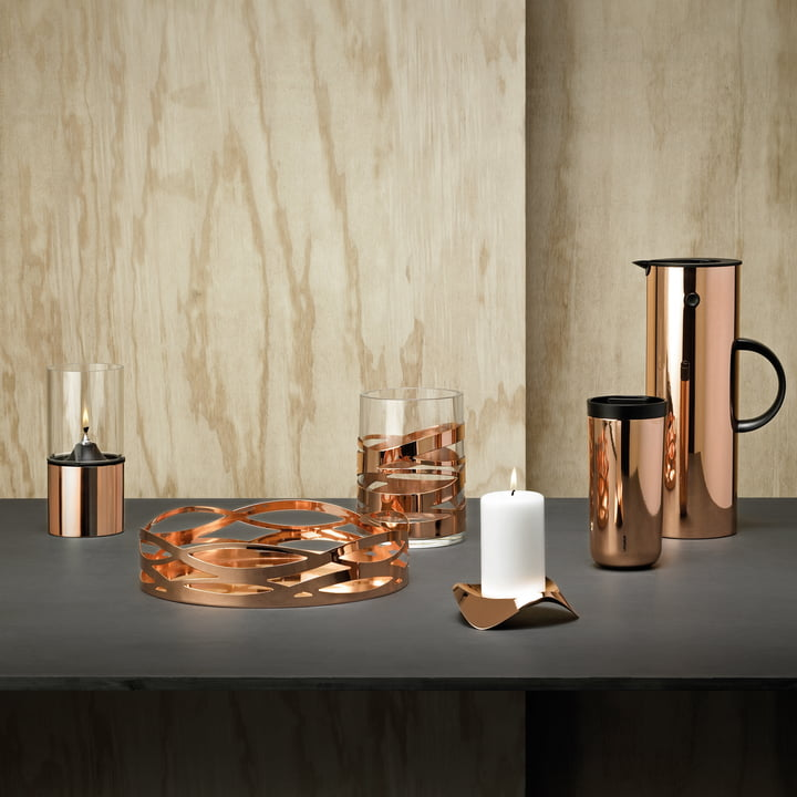 Stelton - products, copper