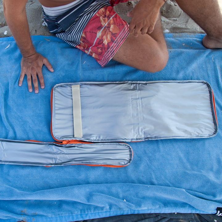Terra Nation - Takeo Kopu Cooling Bag, sand