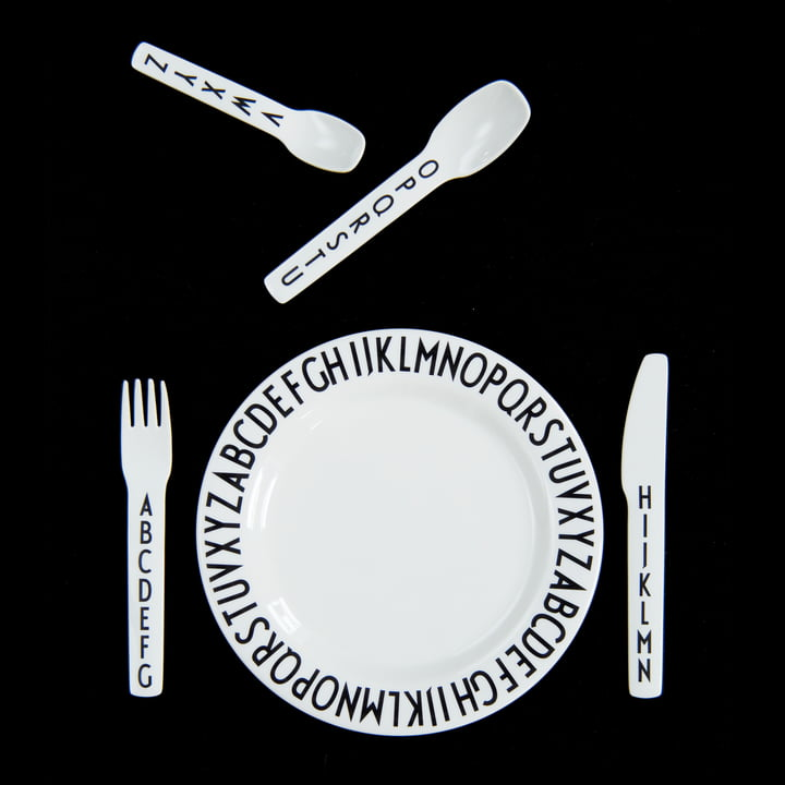 Design on a plate – for grown-ups and kids