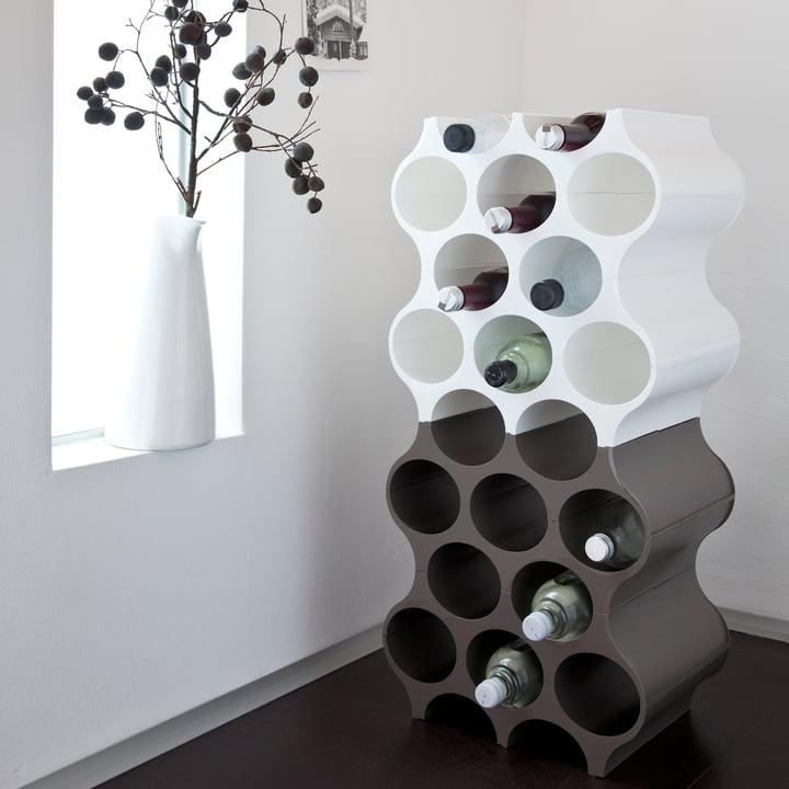 Koziol - Wine Rack Set Up