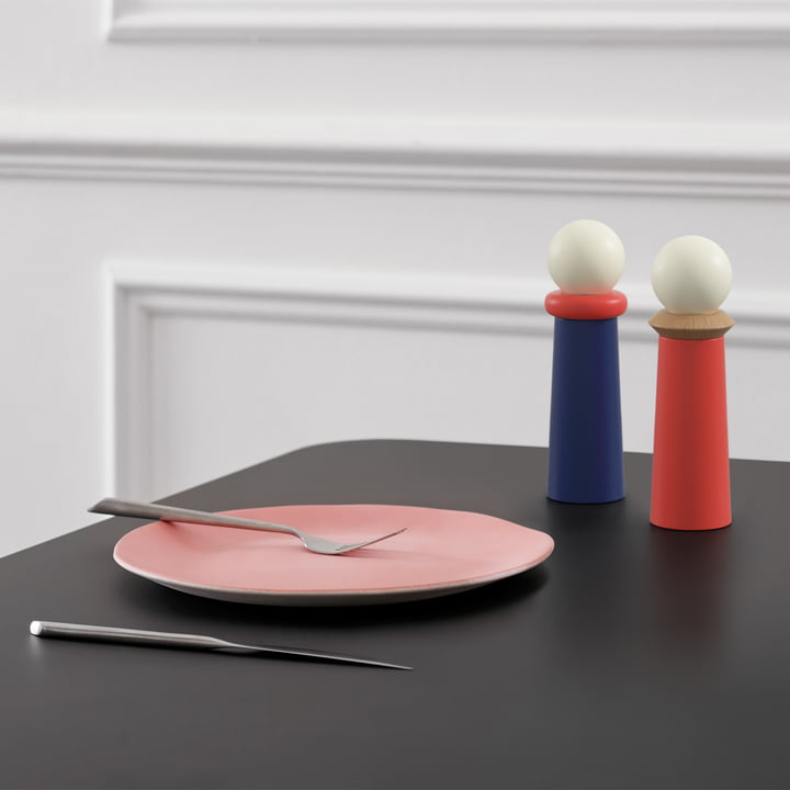 Totem Mill salt and pepper mill by Tylko