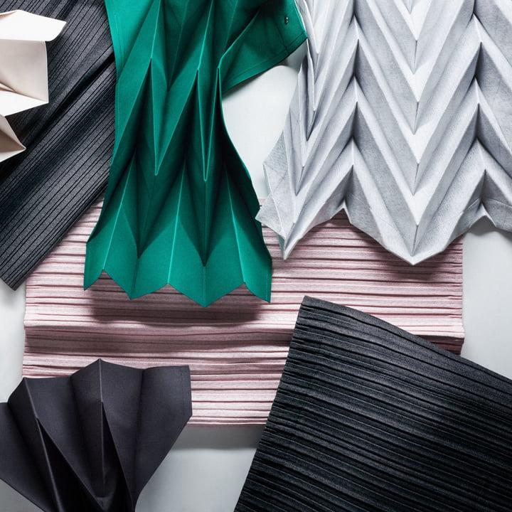 Iittala X Issey Miyake - home textiles