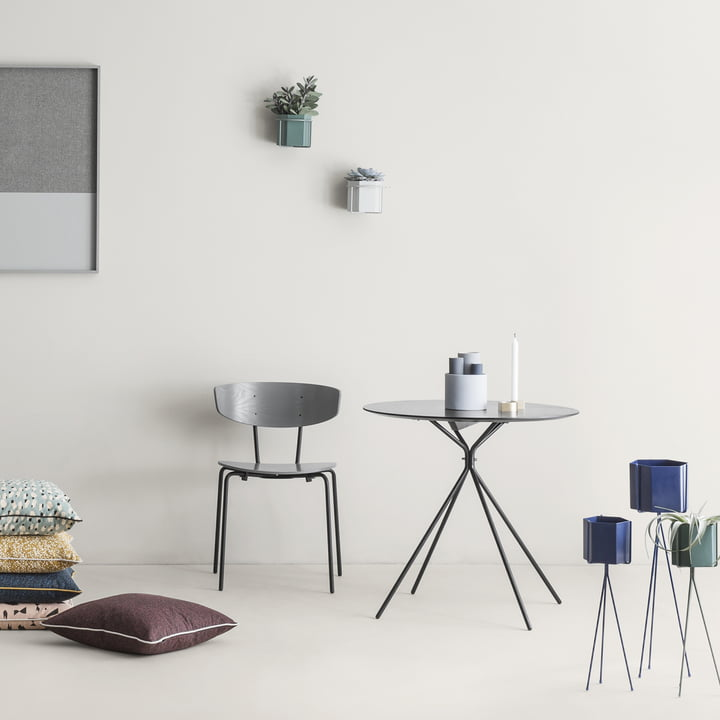 Products by ferm Living and Herman Studio