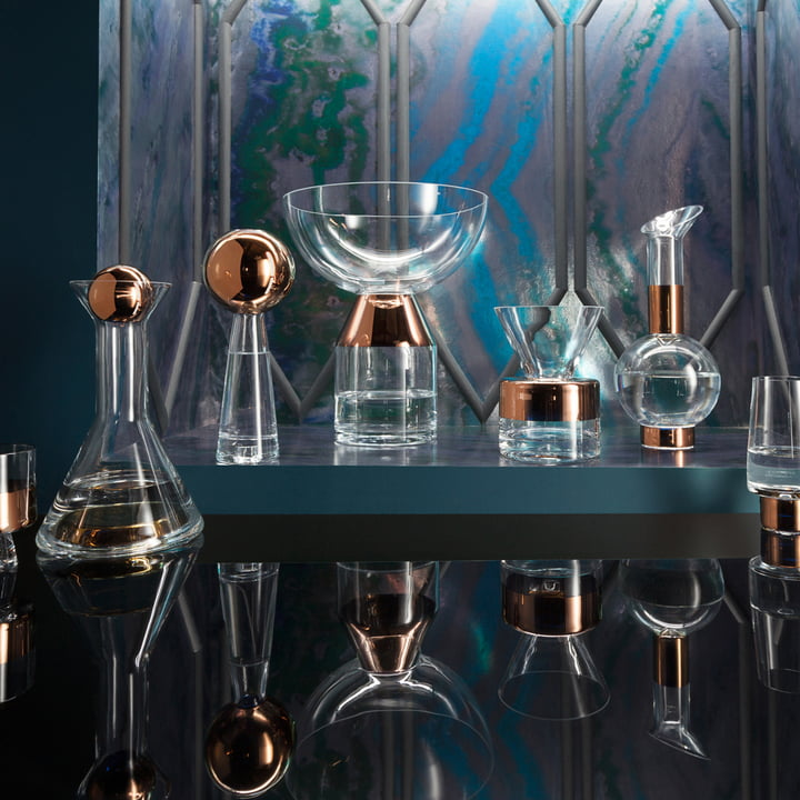 Tank Glass Collection by Tom Dixon