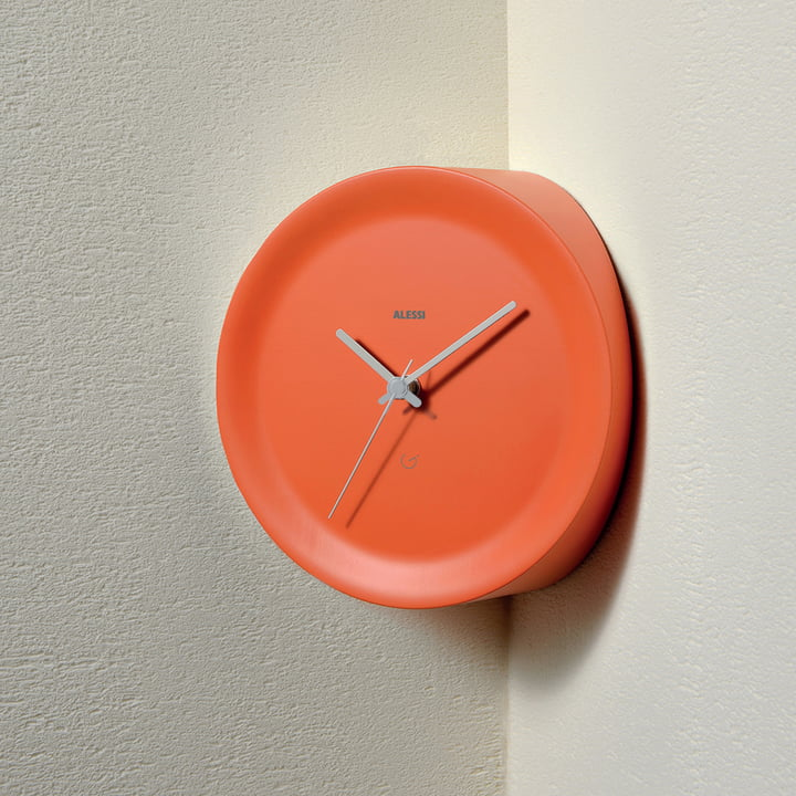 Reduced form of the Ora In corner clock