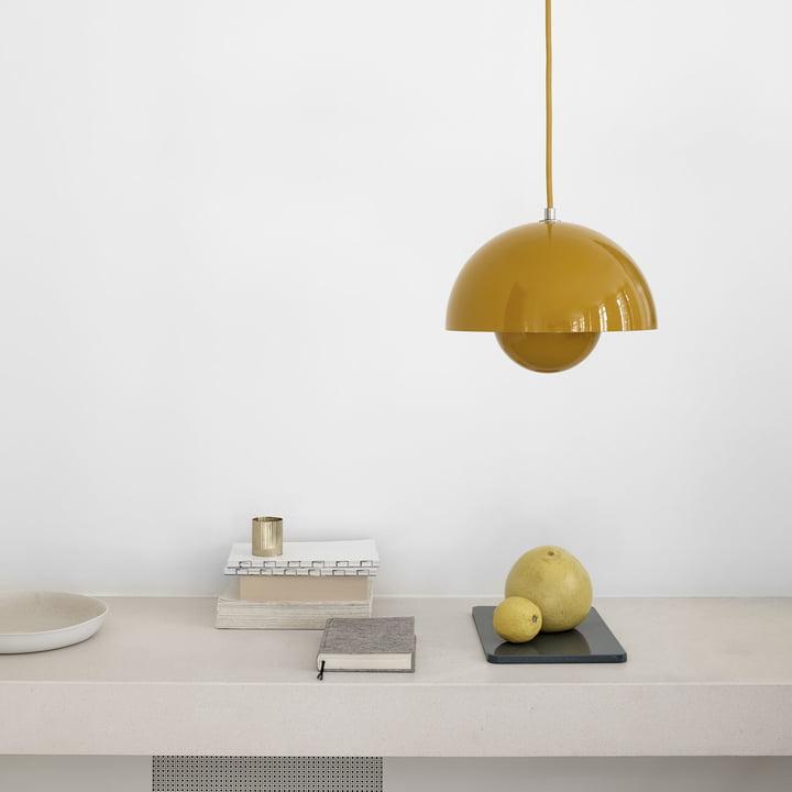 &Tradition - FlowerPot Pendant Lamp VP1 (Colour)
