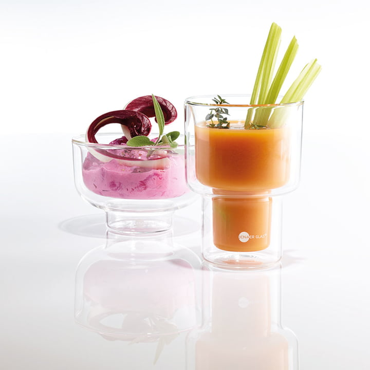 Match Glass Bowl for Dips by Jenaer Glas