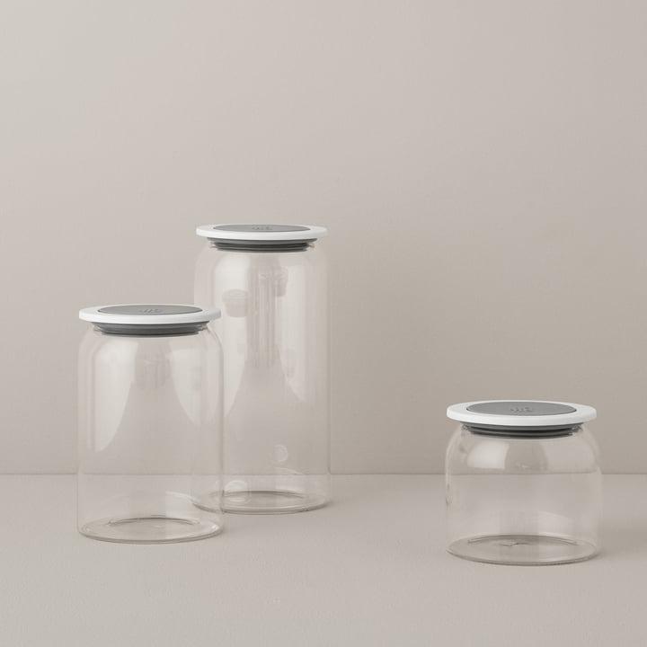 Goodies Storage Jar with Lid by Rig-Tig by Stelton