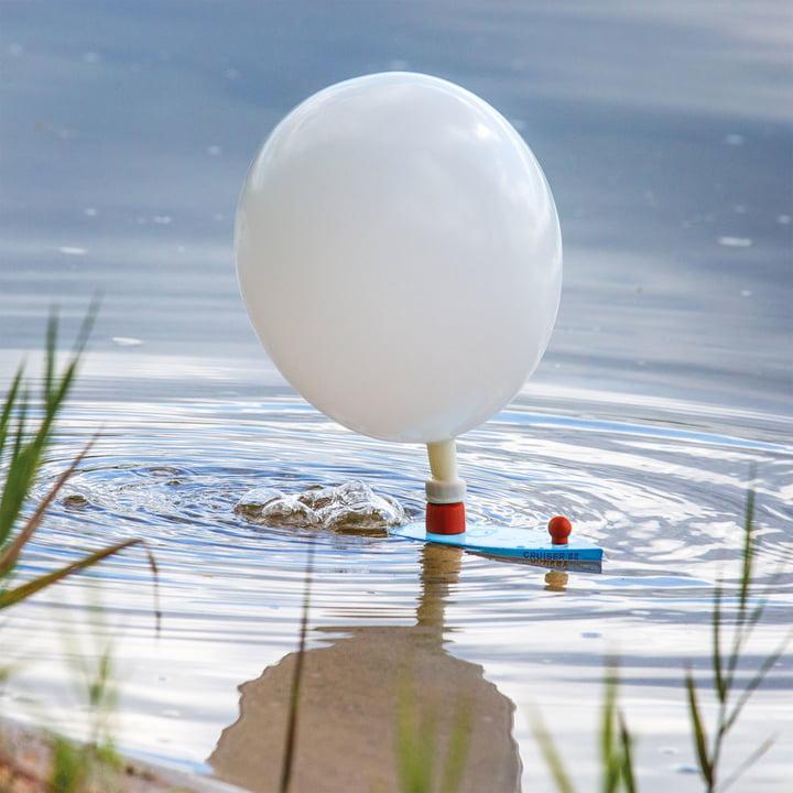 Balloon Puster on the Lake