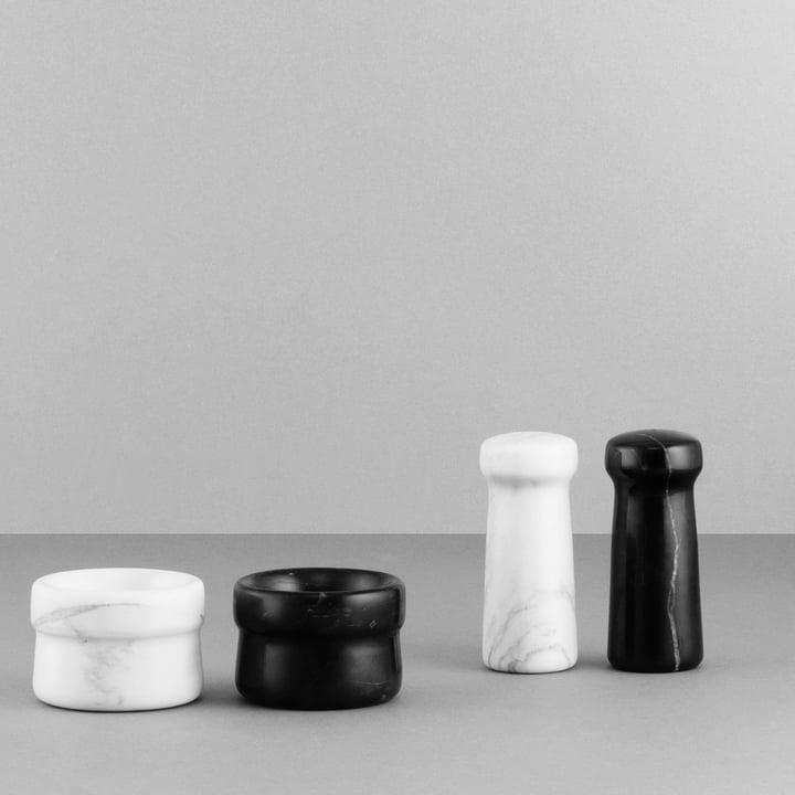 Craft Salt and Pepper Shaker by Normann Copenhagen